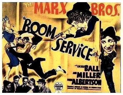 Room Service The Marx Movie