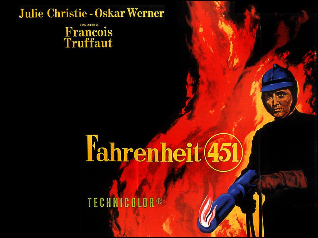 fahreheit 451 Ray bradbury's internationally acclaimed novel fahrenheit 451 is a masterwork of twentieth-century literature set in a bleak, dystopian future ray bradbury's internationally acclaimed novel fahrenheit 451 is a masterwork of twentieth-century literature set in a bleak, dystopian future.