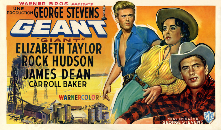 movie review giant 1956 � bored and dangerous