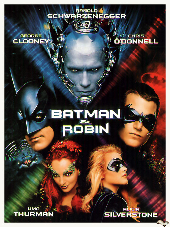 MOVIE REVIEW | ***DUD SEQUEL WEEK*** Batman and Robin ...