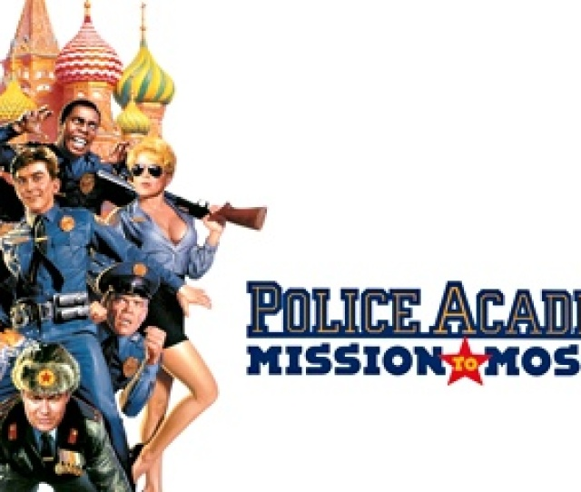 Police Academy 7 Mission To Moscow 12986 16x9