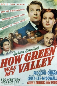 Poster - How Green Was My Valley_01