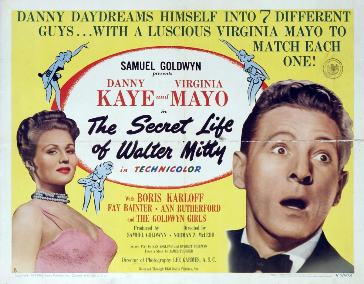 movie review the secret life of walter mitty bored and  movie review the secret life of walter mitty 1947
