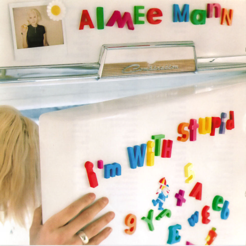 music review aimee mann � i�m with stupid 1995 � bored