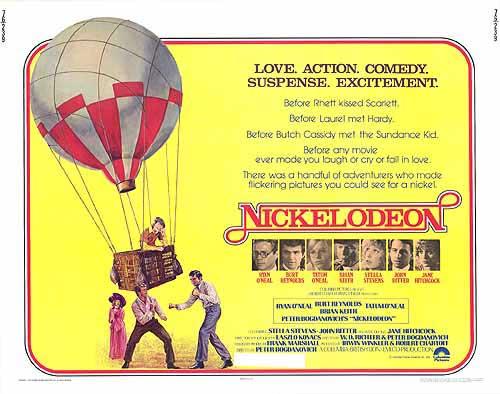Últimas películas que has visto (las votaciones de la liga en el primer post) - Página 6 Nickelodeon