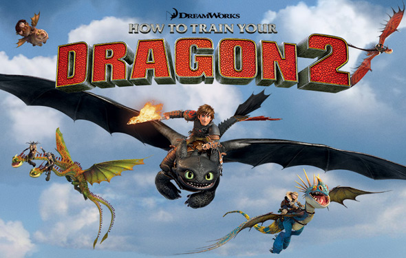 Movie Review How To Train Your Dragon 2 2014 Bored And Dangerous