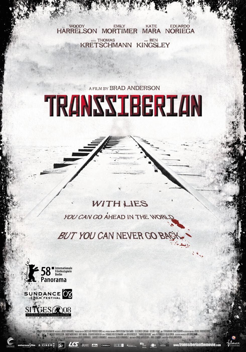 Image result for Transsiberian (2008)