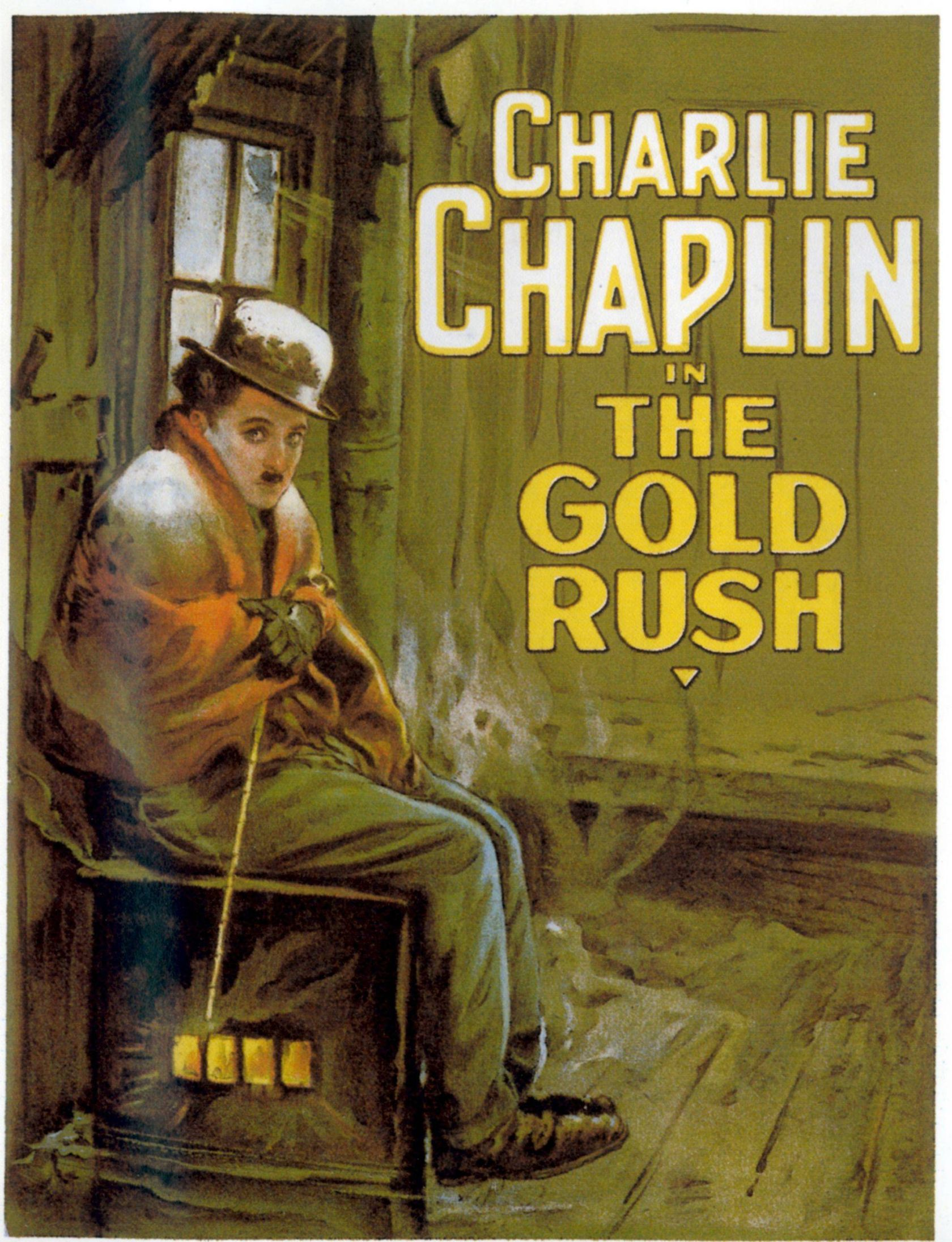 Resultat d'imatges de the gold rush 1925