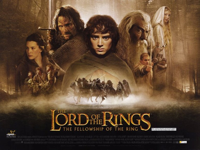 Lord of the Ring the Fellowship of Ring | Hindi Dubbed Movie 2019 | Hollywood Hindi Dubbed Adventure Movie Action Movies