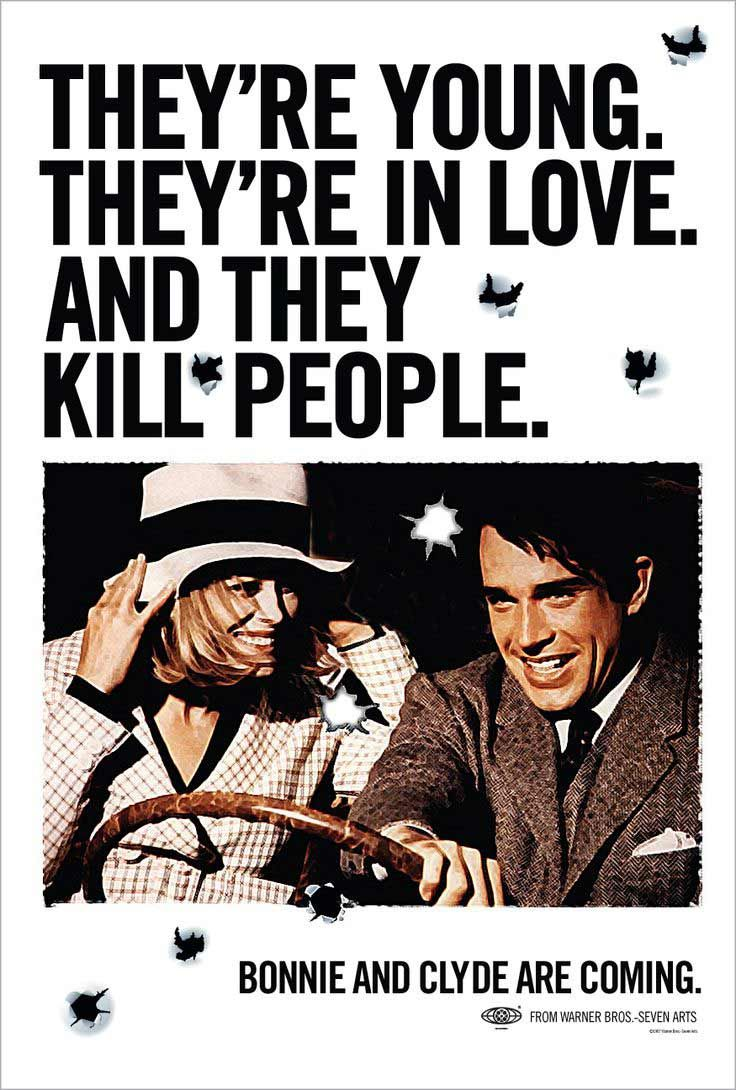 bonnie and clyde movie essay