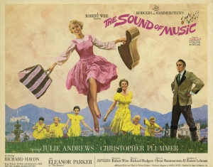 Sound of Music Poster horiz