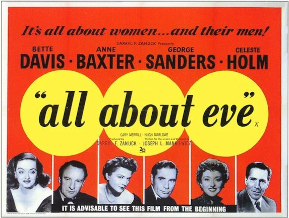 movie review afi weekend 28 all about eve 1950. Black Bedroom Furniture Sets. Home Design Ideas
