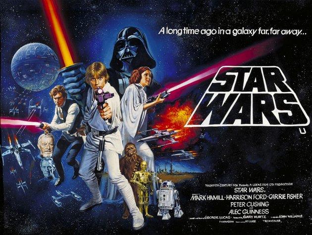 Αποτέλεσμα εικόνας για star wars 1977