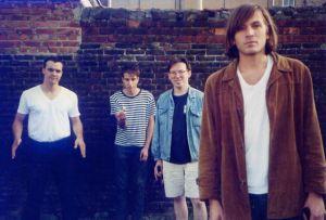 Lemonheads on their 1991 European tour. Thanks to Corey Brennan for the photo.