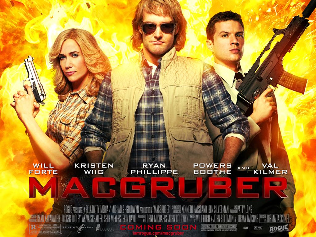 MacGruber 1
