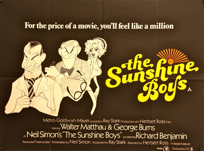 The Sunshine Boys Quad