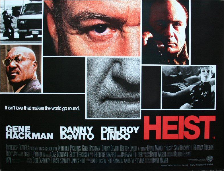 Heist 1
