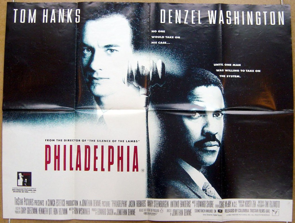 Image result for philadelphia movie
